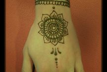 Henna Tattoos / My henna designs