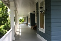 Weatherboard paint inspiration