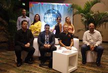 GMITours 2016  República Dominicana / Empresarios de República Dominicana se reunieron en un reconocido hotel de la capital, para hablar de lo último en tendencias de tecnología e innovación de Latinoamérica. Rodeados de un ambiente lounge y atendidos por el equipo de Global Media IT,  el encuentro fue propicio para que los asistentes disfrutarán de los avances y novedades del mundo tecnológico.