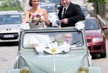 Idées voitures mariage