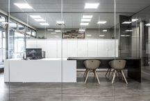 Tecnobeta / Office Interior Design - nostra realizzazione