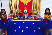 Wonder Woman Party