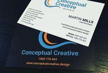 Conceptual Creative Posts / Posts by Conceptual Creative