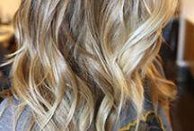 Koele Blonde haar kleuren / Koel blond asblond