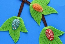 Spoon kids arts & crafts