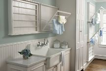 laundry room / by Betsy Speert