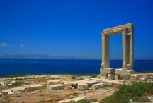 Temples of Splendour / Naxos, being the biggest and most prosperous of the Cyclades, has always played a pivotal role in the Greek history.  Read more here: http://goo.gl/zKLfIk