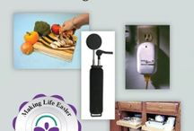 Tips & Products for Making Life Easier / Gadgets and ideas for coping with chronic illness that make your life easier.