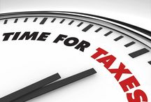 Tax Season / Tips and tricks to prepare you for Tax Season!