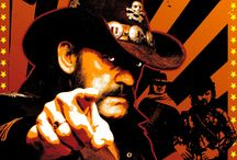 motörhead for life / god is Lemmy, Lemmy is God!
