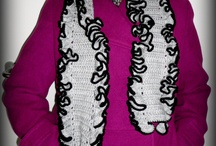 Crochet Scarves / by Aura Lipinski
