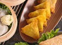 Cuisine du monde / Mes envies de cuisine du monde