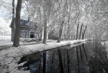 Infrarood fotografie / Mijn 2e passie in fotografie is het maken van infrarood foto's