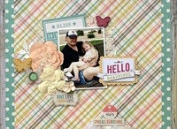 Scrapbook Layout Inspiration / Need inspiration? This board showcases the creativity and talent of our contributors with their beautiful scrapbook layout ideas to help spark your own creativity! / by Stuff4Crafts