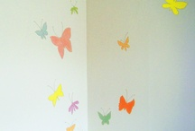 www.poppiesandpirates.com / Imaginative wall art for your precious little ones