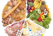 * Mediterranean diet *