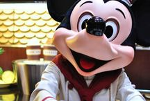 Mickey Mouse -white-