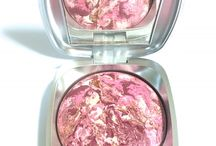 Raspberry Frost Mineral Baked Blush