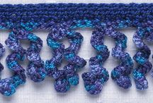 Crochet Edges & Trims / by Carol (ramblingoftherose.wordpress.com)