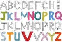schemi alfabeti