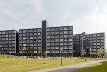 Studentenhuisvesting Leiden | Student Housing Leiden / Student Housing Leiden by KAAN Architecten. Pics by @svd_fotografie