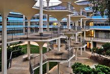 Edificio hexagono