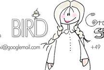 Mrs. BIRD Crafting Studio