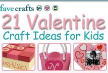 Valentine's Day Fun and Crafts