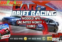CarX Drift Racing Apk + Mod Unlimited money + Data for android