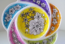 Decorative Painting and Ceramics