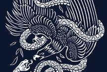 Dragons/Snakes