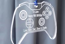 Gifts For Teenage Boys / Looking for a personalised gift for a teenage boy? We have a range of products that are perfect to give as gifts to teenagers for their Birthday or Christmas.