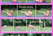 Work out / Easy and fast workouts