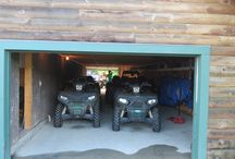 ATVing in the Kennebec Valley