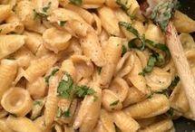 plats légumes  pate