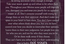 quotes / Just some quotes