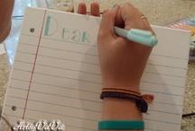 Work- back to school ideas / by Lisa Owens