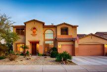 AZ Real Estate / Beautiful Arizona Homes