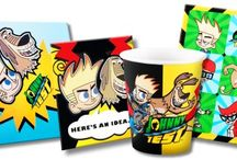 Johnny Test Birthday Party Ideas, Decorations, and Supplies