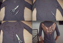 Casual wear/clothing diy