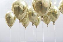 Feestje Goud × Party Gold