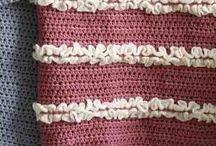 têxteis, crochet e malhas
