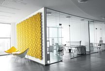 Open plan offices