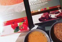 Batidos Wellness Oriflame