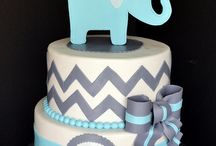 Baby shower ideas / by Cynthia Lawrence