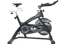 Spinning fiets