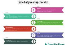 Babywearing tips & trucks