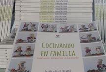 Cocinando en familia / Mi primer libro de cocina para niños inspirado en la pedagogía Montessori.
