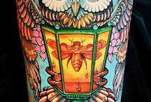Tattoos / by Ana Paula