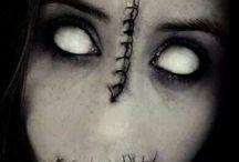 creepy, horror